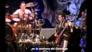 No Doubt - Sunday Morning en vivo Tragic Kingdom (subtitulada)