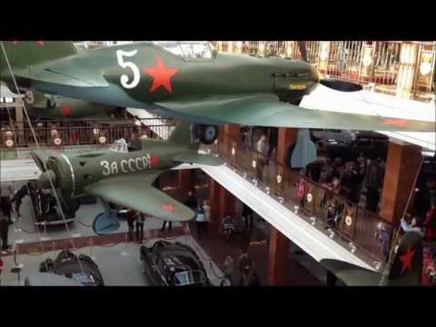 Аллея славы. Открытие музея военной техники в г.Верхняя Пышма