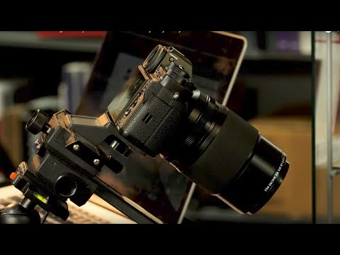 TCSTV Live: Testing the Fuji 80mm Macro with Fuji Guy Jerry Julien