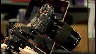 TCSTV Live: Testing the Fuji 80mm Macro with Fuji Guy Jerry Julien thumbnail