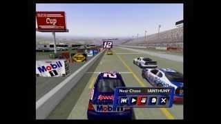 NASCAR HEAT 2002 Offline Race @ New Hampshire