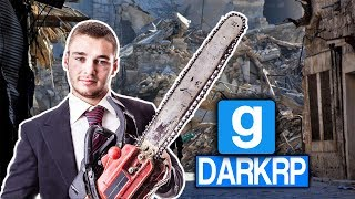 LE MAIRE SORT LA TRONÇONNEUSE CONTRE LE PEUPLE ! - GMOD DarkRp FR