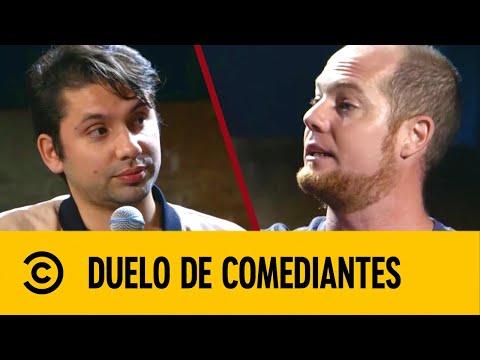 Bobby Comedia VS Fabrizio Copano | Duelo De Comediantes | Comedy Central LA