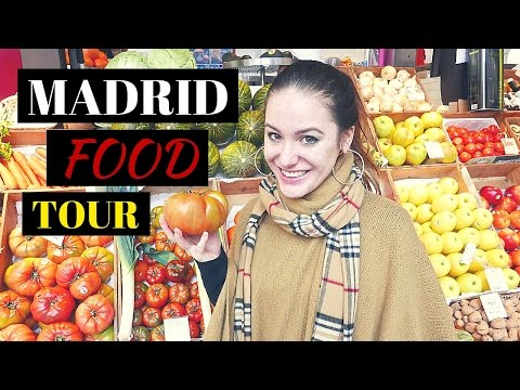 WHERE TO EAT IN MADRID | GIRL VS GLOBE