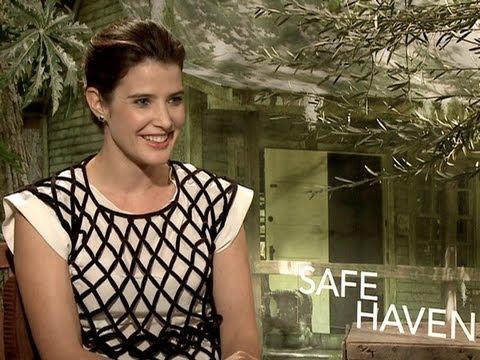 Cobie Smulders Talks 'Safe Haven,' 'Captain America: The ...