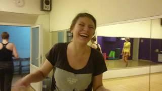 Отзыв Ревковой Ирины после занятия Zumba ® в фитнес-клубе ЭСТЕТИКА