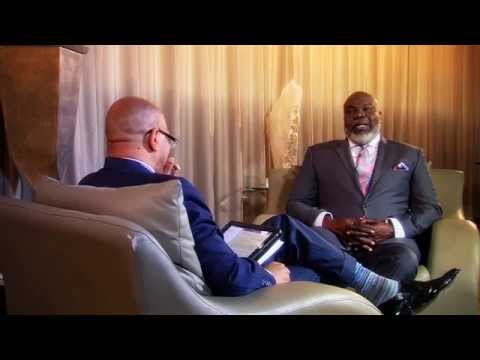 Instinct Interview with Bishop T. D. Jakes