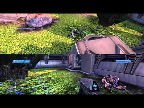 Halo Mega Countdown - Underwater Basket Weaving- Halo 1 - Free Range Testers