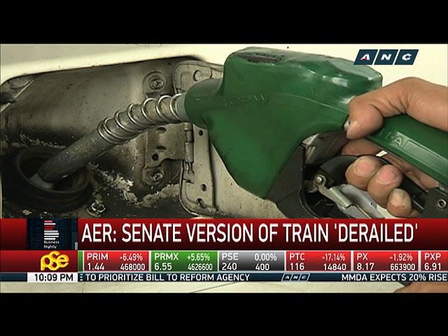 DOF says Senate tax bill to yield less revenue
