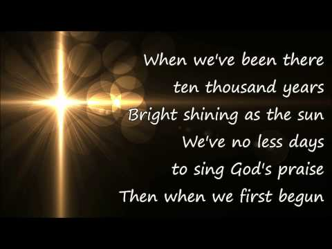 Amazing Grace LeAnn Rimes with Lyrics