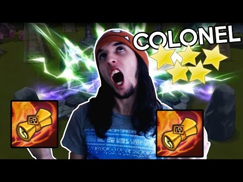 INVOCATION COLONEL, L'HOMME 5 ETOILES - SUMMONERS WAR FR
