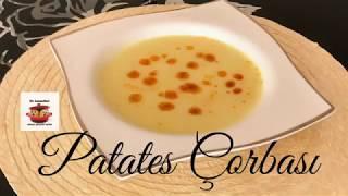 Patates Çorbası Tarifi / Evde Bulunan Malzemelerle Nefis Çorba Tarifi / Ev Lezzetleri
