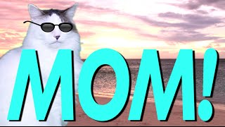 HAPPY BIRTHDAY MOM! - EPIC CAT Happy Birthday Song