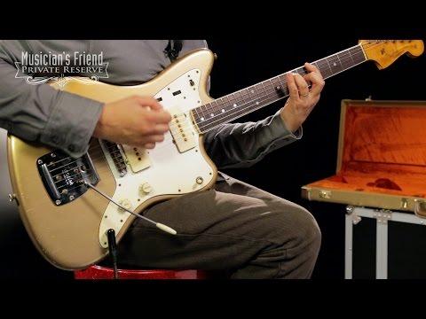 Fender Custom Shop 1965 Jazzmaster Relic Masterbuilt by John Cruz, Shoreline Gold
