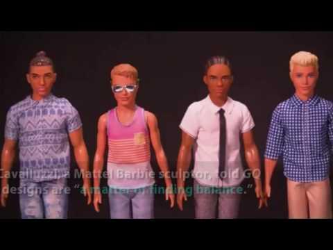 Mattel Debuts New Diverse Ken Dolls With Man Bun, Dad Bod