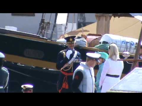 Queen Beatrix of the Netherlands State visit to Norway 2010