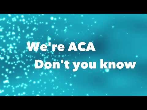 ACA Patriots music w/ lyrics 2017