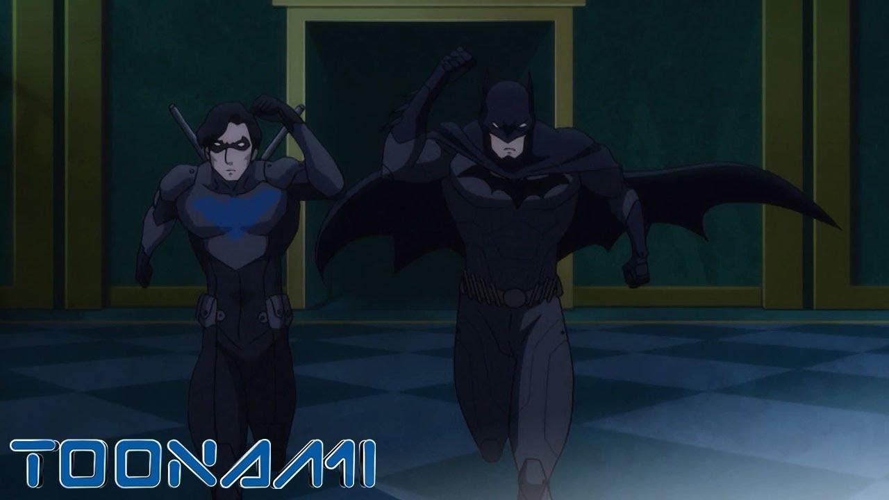 Download Extrait  4 | Batman vs Robin | Toonami