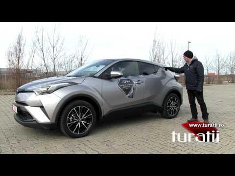 Toyota C-HR 1.2l T CVT 4x4 explicit video 1 of 4