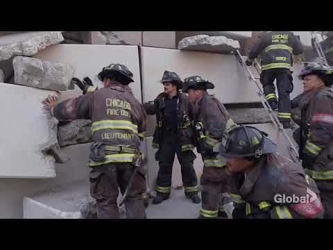 Chicago fire season 6 episode 4 - Rescuing Gabby