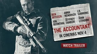 The Accountant - TV Spot - Warner Bros. UK