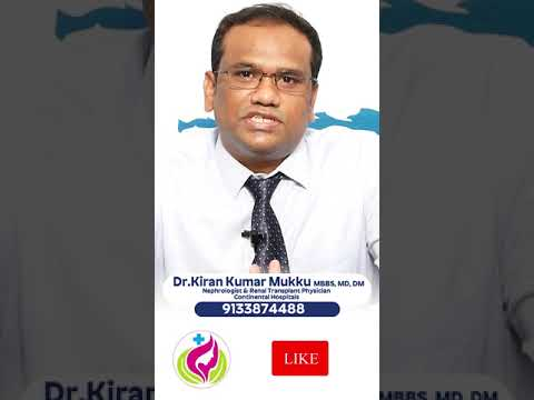 Fastest Way to Cure a UTI.? - Dr.Kiran Kumar Mukku - Continental Hospitals - #shorts