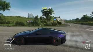 Forza Horizon 4 Lexus LFA Test Drive