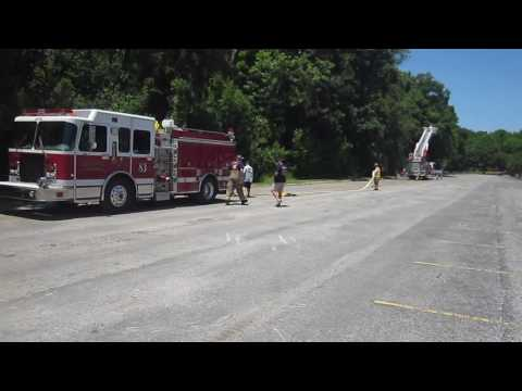 Part 1 - Rural Water Supply Drill - Shelby County, Alabama - May 2016