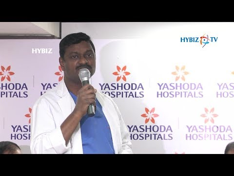 Dr. Suri Babu, Urologist || First Robotic Kidney Transplant at Yashoda Hospitals Hyderabad