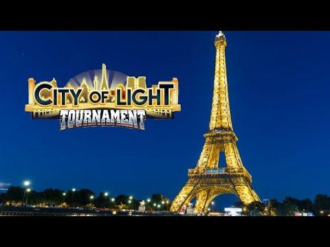 Golf Clash City of Light Qualifier Round Masters