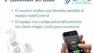 GateControl Apertura de Puertas con Teléfono Móvil y Control de Accesos Online