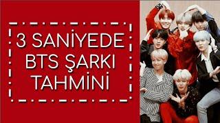 K-pop Oyunu3 Saniyede şarkı tahmin etme BTS