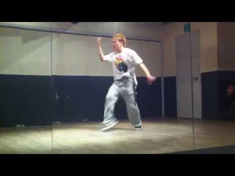 Real marvelous Dokyun poppin practice -