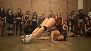 Fake Mad  Tee himynamesteee   Floorplay Choreography by Adee