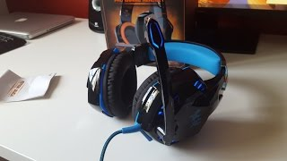 Review-Test Casque G2000 Kotion Each   Casque Gaming