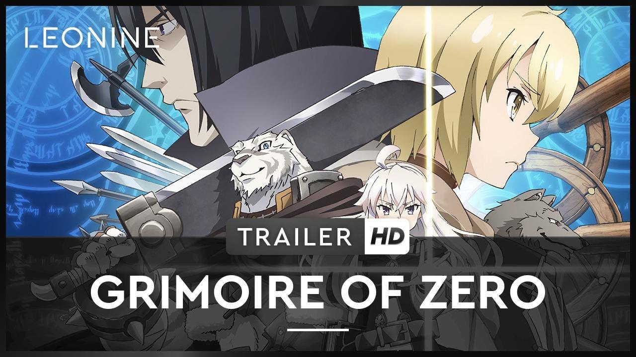Grimoire Of Zero Deutsch