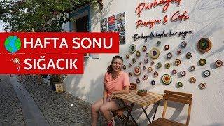 Hafta Sonu Sığacık Gezisi   Pazarı, Kalesi, Teos Antik Kenti ile Sığacık