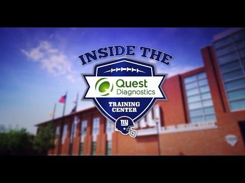 Quest Diagnostics Training Center Tour