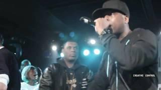 Jay Electronica Mos Def Talib Kweli + The Heavy Sound