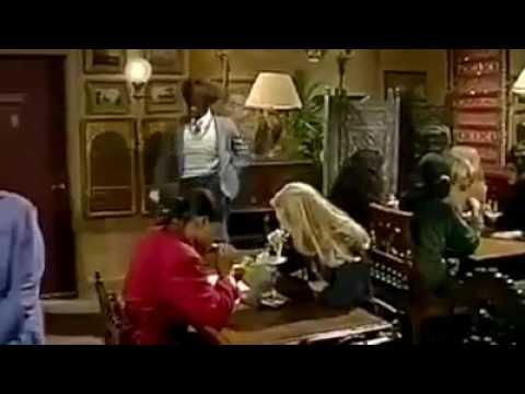 Jamaican man in UK Restaurant ( comedy Boss )