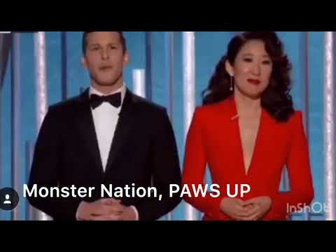 """Sandra Oh """" There Can Be 100 People In A Room..."""" 76th Golden Gobes at the Beverly Hilton Hotel Mp3"""