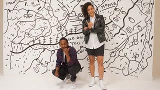 Collaborating with Kendrick Lamar