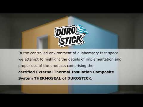 DUROSTICK THERMOSEAL. Hydrostop Silicone Plaster - English Version