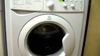 Indesit IWD5156 Intermediate Spin Cycle