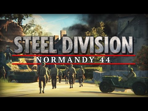 Steel Division: Normandy 44 - Announcement Trailer