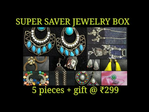 *NEW* Super Saver Jewelry Box | Personalized | December edition | Unboxing and Review