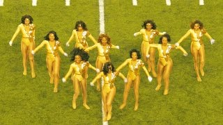 Southern University's Dancing Dolls vs Alabama State's Stingettes p...