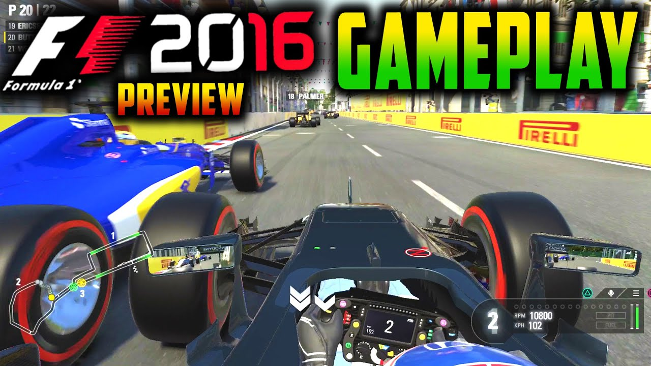 f1 2016 ps4 gameplay mclaren ultimate ai f1 2016 direct capture gameplay youtube. Black Bedroom Furniture Sets. Home Design Ideas