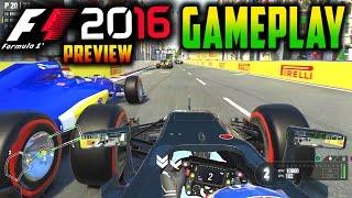 f1 2016 ps4 gameplay mclaren ultimate ai f1 2016 direct capture gameplay