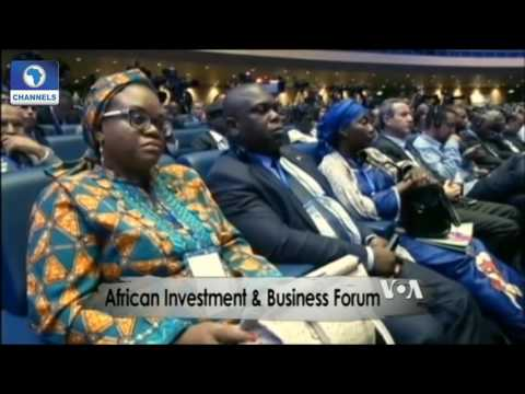 Africa 54: African Investment & Business Forum